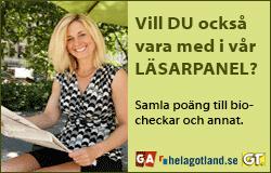 Länk till Gotlands Medias läsarpanel