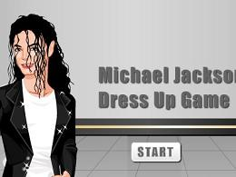 Michael Jackson Dress up games!