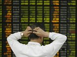 Volatile: The FTSE AIM 100 index was down more than 2% in the past week