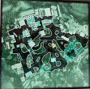VILLAGE modern warfare 3 multiplayer map
