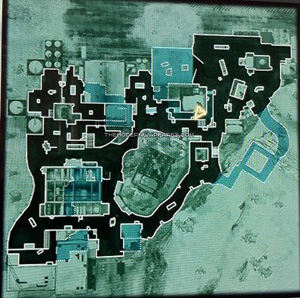 OUTPOST modern warfare 3 multiplayer map