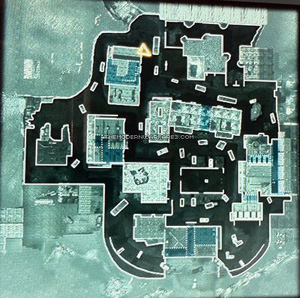 FALLEN modern warfare 3 multiplayer map
