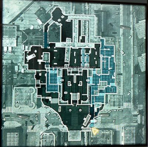 UNDERGROUND modern warfare 3 multiplayer map