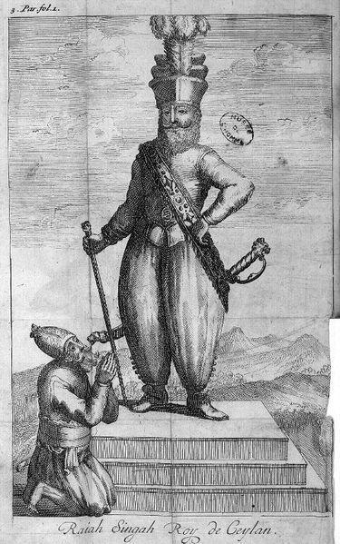 King Rajasinghe II
