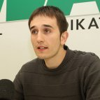 Iñaki Zabaleta, miembro del Gabinete de Estudios de ELA