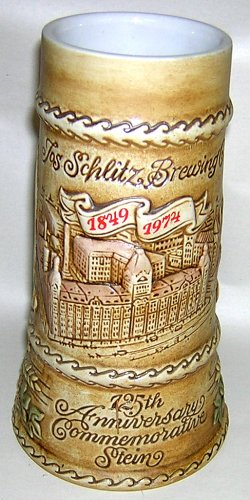 Schlitz Collectible Beer Stein