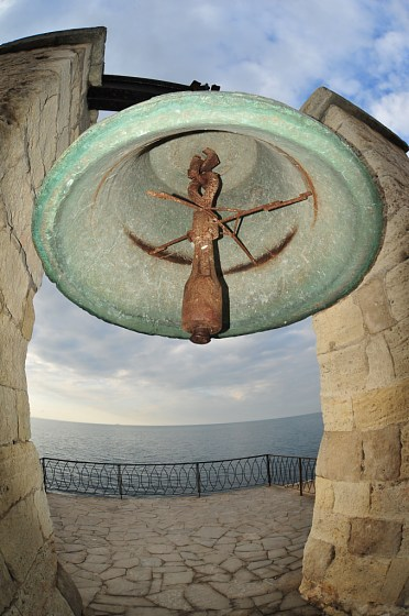 The Fog Bell  Chersonesos Taurica Crimea, Ukraine photo