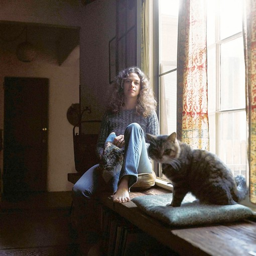 "Photographer Jim McCrary's works include the cover for Carole King's ""Tapestry"" album, above."