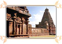 Brihadishwara Temple, Thanjavur, South India