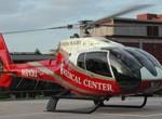 Medi-flight Helicopter