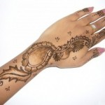 Parties Mehndi Design 5