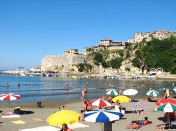 Ulcinj City beach