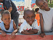 Haitian Orphans Headed for Pittsburgh