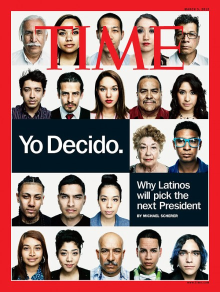 Yo Decido Time Cover
