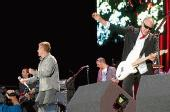 <P>The Who were the last band to appear at the KC</P>