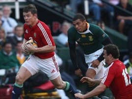 O'Driscoll and Roberts cut the Boks apart in midfield