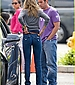 thumb jennifer aniston just go with it 03 Jen and Adams Long Day Filming!