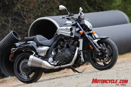 The 2009 Star Motorcycles VMax - an icon reinvented.