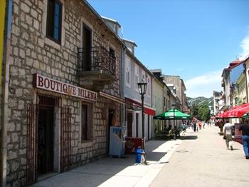 Town Center Cetinje, Montenegro