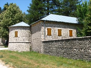Njegos Biliard House, Cetinje, Montenegro