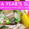 GIVEAWAY: Win a Year's Supply of Eco Goodie-Boxes (worth $450) from Lost Crates