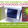 BACK TO SCHOOL GIVEAWAY: Win a Solar Powered Package (worth $500)!