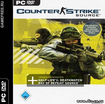 Counter-Strike Source v68 NoSteam
