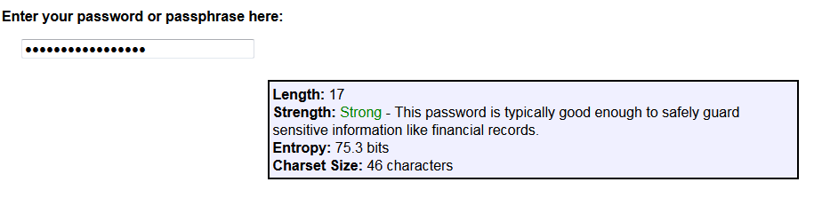 rumkin 4 Free Sites to Check your Password Strength Online