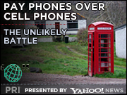 View the   PRI/Yahoo! News Interactive on the battle to save phone booths in Scotland.