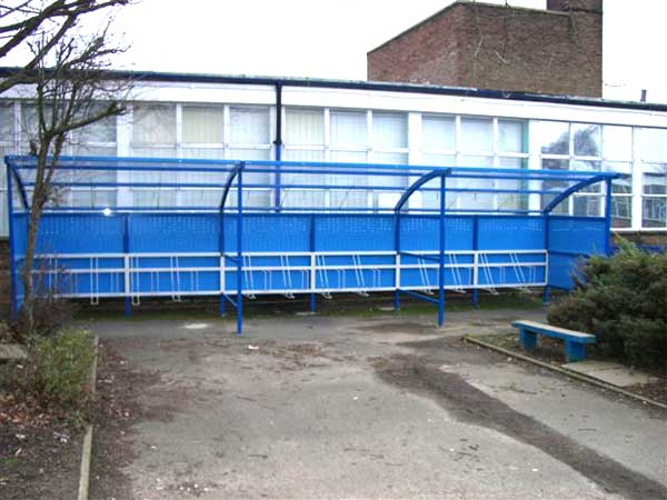 Cycling Shelters