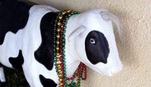 'Moo' Goes Missing From Local Ice Cream Shop