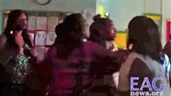 Mothers Brawl at South L.A. Preschool Graduation (VIDEO)