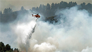 Firefighters Hope To Gain Ground In Colorado Blaze
