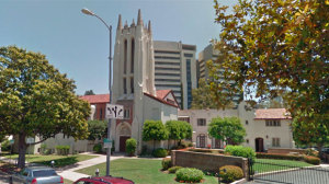 Arson Suspected in Fire at Westwood Church