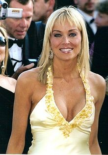Sharon Stone, Cannes 2005