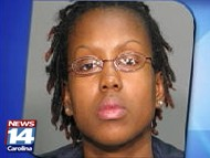 Probation Officer Chalita Nicole Thomas