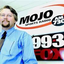 Corus Radio Vancouver general manager J.J. Johnston's failed all-sports MOJO will be relaunched Monday as AM730.