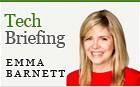 Tech Briefing: Emma Barnett
