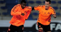 Kalou and Terry - Chelsea