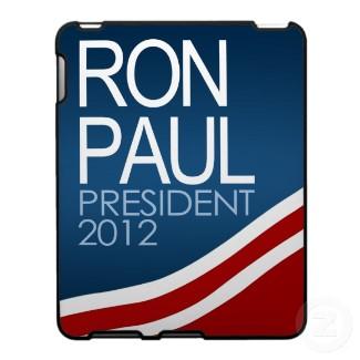 Ron Paul President 2012 speckcase