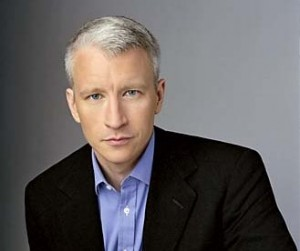 Anderson Cooper, the CNN anchor and soon-to-be talk show host (Source: CNN)