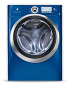 Order a laundry machine (clothes washer and dryer) or laundry pedestal