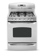 Buy a grill, microwave, range, oven, and other discount kitchen appliances