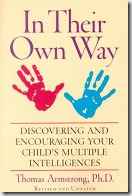 In Their Own Way ~ Thomas Armstrong (Kindle)