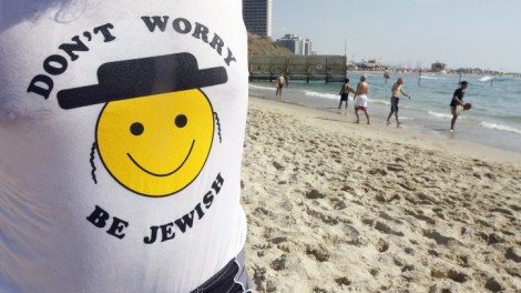 And clearly, that whole thing about big Jewish noses was totally blown out of proportion. (illustrative photo: Abir Sultan/Flash 90)