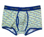 Calvin Klein 365 Trunk Underwear U5621 Blue Label