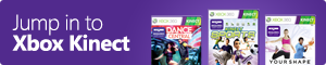 Jump in to Kinect
