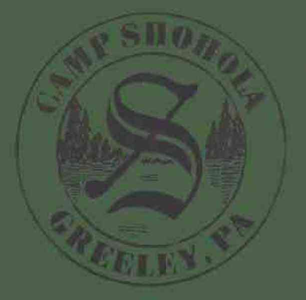 Camp Shohola Logo, Click here to visit the Camp Shohola Home Page.