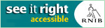 RNIB - see it right accessible website