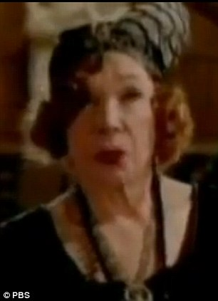 On screen: Ms MacLaine will play matriarch Martha Levinson